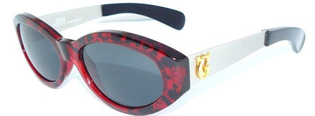 gianni versace sonnenbrille 461 a rot bi color medusa. Black Bedroom Furniture Sets. Home Design Ideas