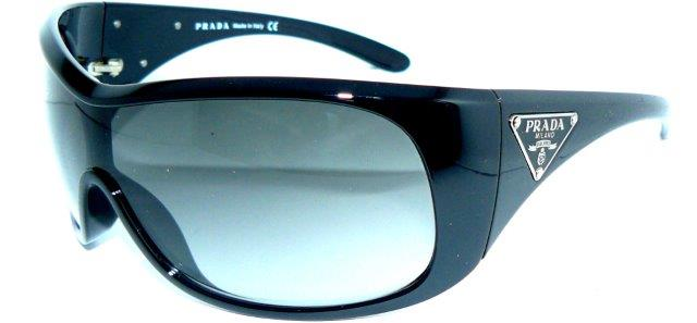 prada sonnenbrille spr14l schwarz unisex brille milano herren sps02l damen etui ebay. Black Bedroom Furniture Sets. Home Design Ideas