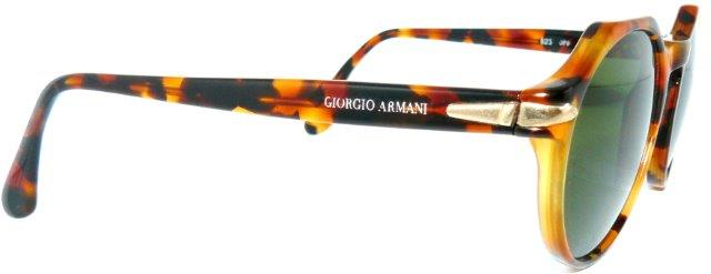 giorgio armani 825 sonnenbrille panto horn persol ratti. Black Bedroom Furniture Sets. Home Design Ideas