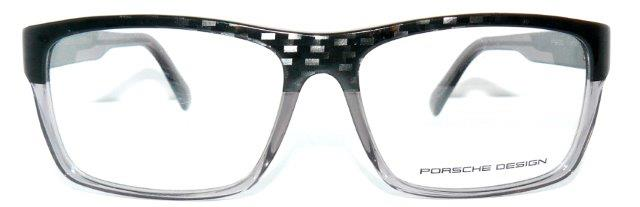 porsche design 8190 a brille carbon schwarz grau glasses. Black Bedroom Furniture Sets. Home Design Ideas