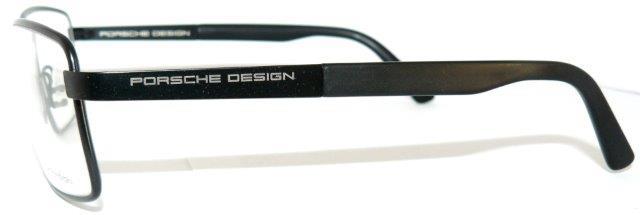 original porsche design 8226 a brille schwarz matt herren. Black Bedroom Furniture Sets. Home Design Ideas