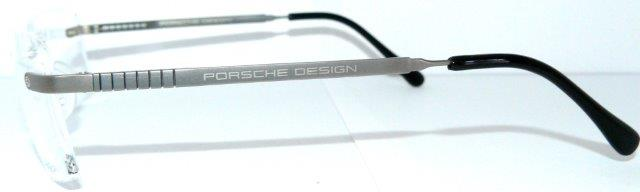 porsche design 8238 d s1 brille titanium randlos grau 8144. Black Bedroom Furniture Sets. Home Design Ideas