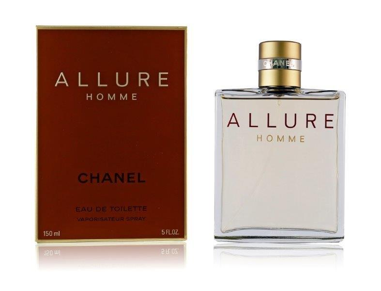 chanel allure 150 ml edt homme herren men parfum the bleu. Black Bedroom Furniture Sets. Home Design Ideas